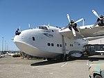 Short Solent port side nose, wing engines, wingtip float (6096995027).jpg