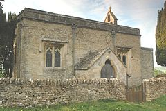 Shorthampton AllSaints south.JPG