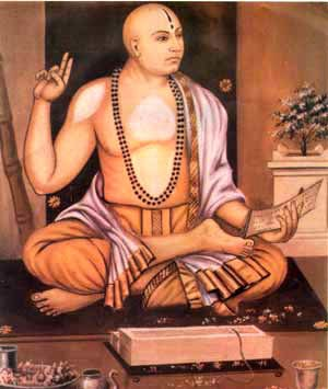 Hinduism in Karnataka - Madhvacharya, philosopher saint who propounded the Dvaita philosophy