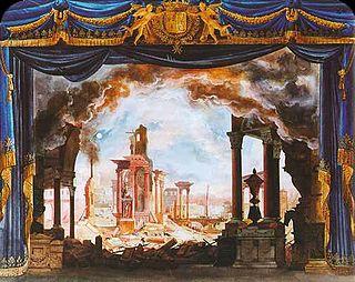 <i>Le siège de Corinthe</i> opera by Gioachino Rossini