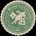 Siegelmarke Gemeinde Niedercunnersdorf W0354888.jpg