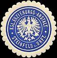 Siegelmarke Königliche Erziehungs - Anstalt - Steinfeld W0212744.jpg