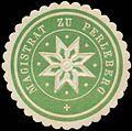 Siegelmarke Magistrat zu Perleberg W0392366.jpg