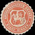 Siegelmarke Stadt Bingen Gr. Hessen W0386395.jpg