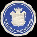 Siegelmarke Stadtrat Hammelburg W0235611.jpg