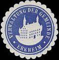 Siegelmarke Verwaltung der Gemeinde Erkheim W0334799.jpg