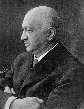 Siegmund Lubin - Siegmund Lubin in 1913