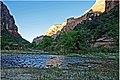 Silent Flow, Zion NP, Sunrise 5-1-14x (14352776982).jpg
