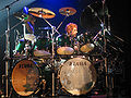 Simon Phillips on drums 02.jpg
