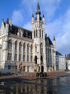 Sint-Niklaas - Sint-Niklaas Town Hall