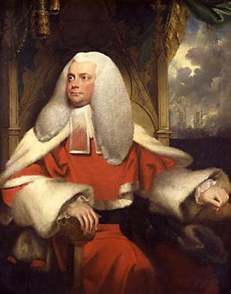 William Murray, 1st Earl of Mansfield - Sir Francis Buller, whom Mansfield tried to make Lord Chief Justice after his retirement.