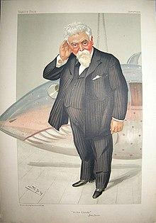 b12e4331b65 Maxim caricatured by Spy for Vanity Fair