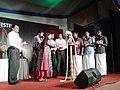 Sithara as chief guest in Sargam 2013 inauguration.jpg