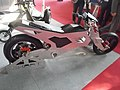 Skart unique electric motorcycle, Automotive 2017 Hungexpo.jpg