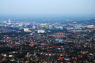 Pahang - Kuantan, capital of Pahang.