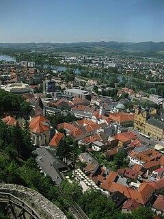 Trenčín City in Slovakia