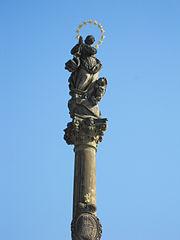 Maria column (Moravská Třebová)