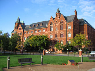 DuBourg Hall at Saint Louis University Slu dubourg 1888.jpg