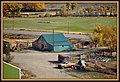 Small farmstead along the trackside - East of Kremmling Colorado - panoramio.jpg