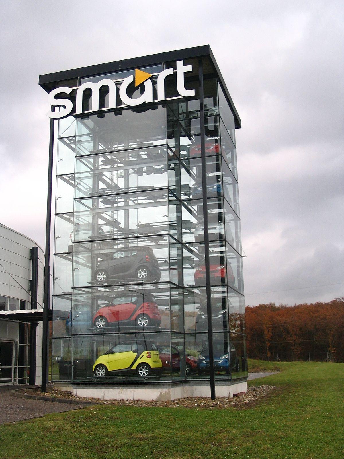 Smart (automobil) – Wikipedie