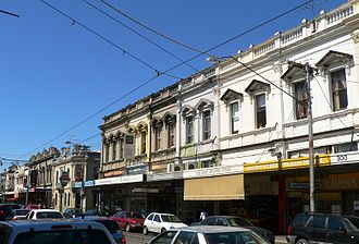 Collingwood, Victoria - Smith Street