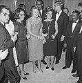 Soiree de Bonne Volonte 1963 in Hilton Hotel te Amsterdam Gerhard Wendland, Nan, Bestanddeelnr 915-7278.jpg