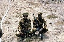 Somalia-Fino alla guerra civile-Somali soldiers