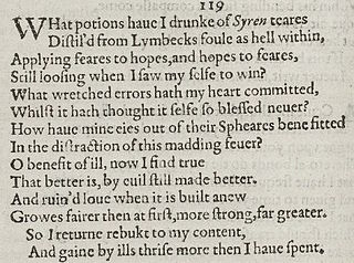 Sonnet 119 poem by William Shakespeare