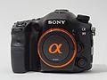 Sony Alpha a99 full-frame camera (SLT-A99V) with body cap.jpg