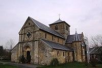 Sorcy-Bauthémont - Église Notre-Dame - Photo Francis Neuvens lesardennesvuesdusol.fotoloft.fr jpg.JPG