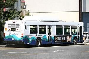 Sound Transit Express - Image: Sound Transit 9200