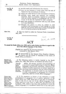 South Africa Act Amendment Act 1955.djvu