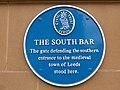 South Bar Leeds plaque.jpg