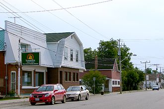 South River, Ontario - Ottawa Avenue