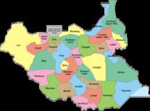 South Sudan-2017–present-South Sudan-32 States