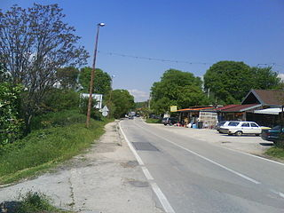 Sovići Village in Federation of Bosnia and Herzegovina, Bosnia and Herzegovina