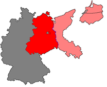 Map Of Germany Divided.Allied Occupied Germany Wikipedia