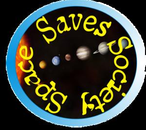 Space Saves Society - Image: Space saves society logo