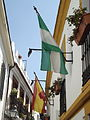 Spanish and Andalusian flags (14784890955).jpg