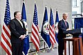 Special Presidential Envoy O'Brien and Secretary Pompeo Speak to Families of American Hostages (47525617061).jpg