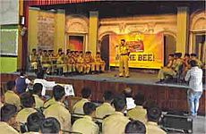 Spelling-Bee photo from Jhenidah Cadet College.jpg