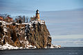 Split Rock Lighthouse - Lake County, Minnesota - 8 Jan. 2009.jpg