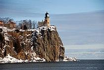 Split Rock Lighthouse - Lake County, Minnesota - 8 Jan. 2009.jpg