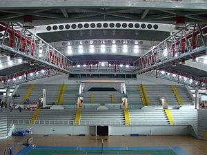 Spyros Kiprianou Sports Centre Limassol