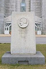 Stèle commémorative de Louis-Jacques Casault