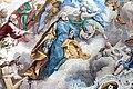 St.Peter und Paul in Söll -Deckenfresko Triumpf der Kirche 2 Petrus.jpg