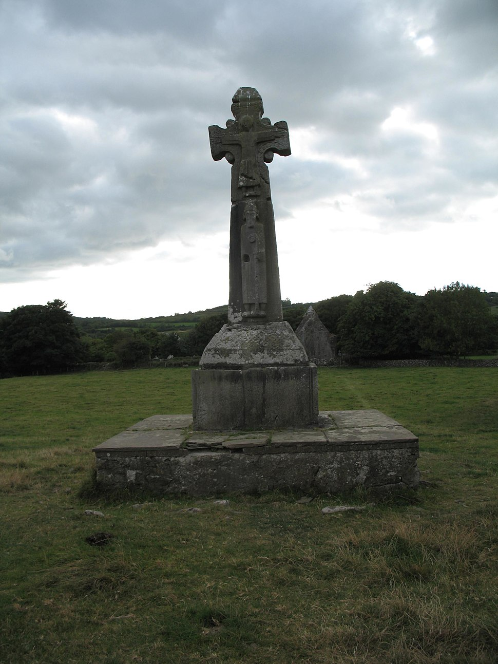 St.Tolas High Cross