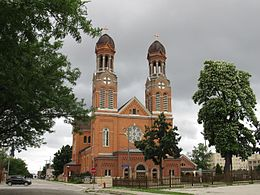 St. Francis Xavier Cathedral, Green Bay, Wisconsin.jpg