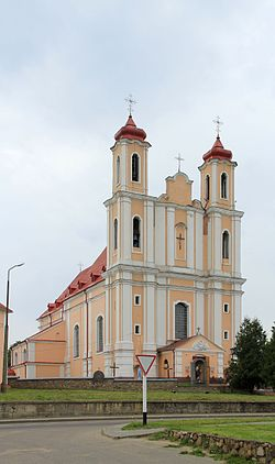 St. George's Catholic Church in Varniany.jpg