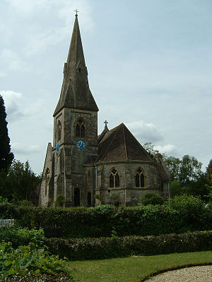 Hedge End - St John's Church, Hedge End